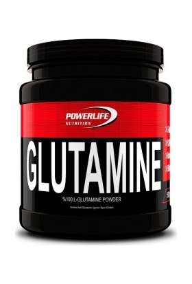 Powerlife Glutamine 500Gr