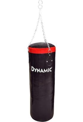 Dynamic Boks Torbası Delux 25x70cm (Askı & Zincir Aparatlı)
