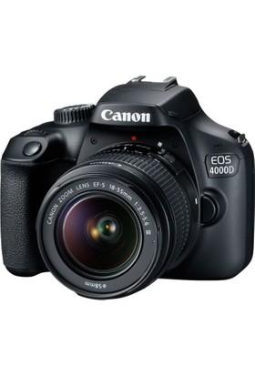 Canon 4000D 18-55 MM III (Canon Eurasia Garantili )