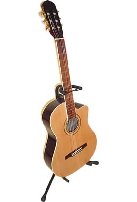 Jameson Kesik Kasa Klasik Gitar