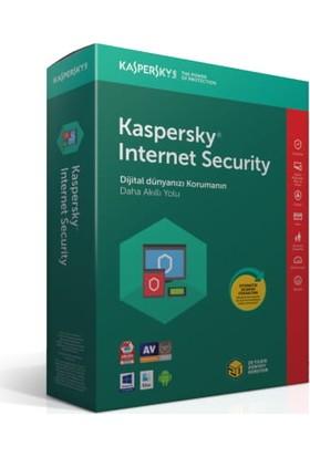 Kaspersky Internet Security MD 2018 1 Cihaz 1 Yıl
