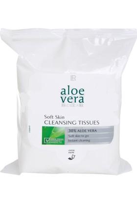 LR Soft Skin Cleansing Tissues Mendil 25li