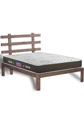 Mopateks Full Ortopedik Bamboo Yaylı Yatak 160 X 200