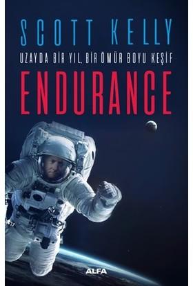 Uzayda Bir Yıl Bir Ömür Boyu Keşif: Endurance - Scott Kelly