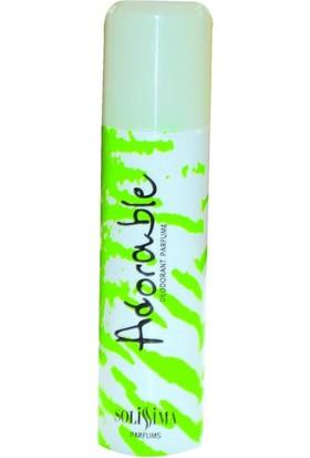 Solissima Adorable Kadın Deodorant 150 ml
