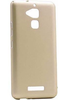 Microcase Asus Zenfone 3 Max ZC520TL Sert Slim Rubber Kılıf + Tempered Cam