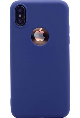Microcase Apple iPhone X Premium Soft Silikon TPU Kılıf + Tempered Cam Koruma