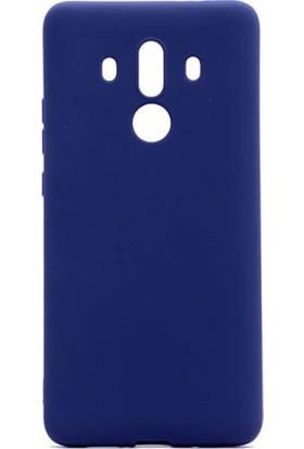 Microcase Huawei Mate 10 Pro Premium Silikon Soft TPU Kılıf + Tempered Cam