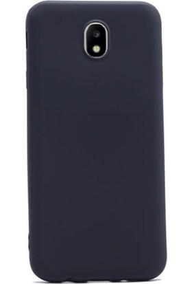 Microcase Samsung Galaxy J5 Pro Premium Silikon Kılıf + Tempered Cam