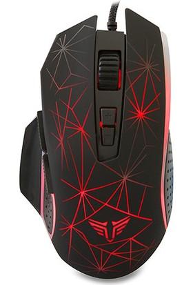 Everest SM-G21 4 Farklı Renk Aydınlatma Oyuncu Mouse
