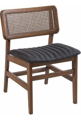 Moda4Home Manuella Hasırlı Sandalye