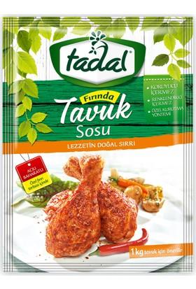 Tadal Fırında Tavuk Sosu Acılı 35 Gr(Fırın Torbalı)