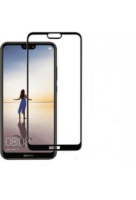 Sunix Huawei P20 3D Kavisli Cam Koruyucu