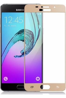 Sunix Samsung Galaxy A3 2016 3D Kavisli Cam Koruyucu