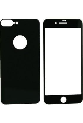 Sunix Apple iPhone 8 3D Ön Arka Kavisli Cam Koruyucu