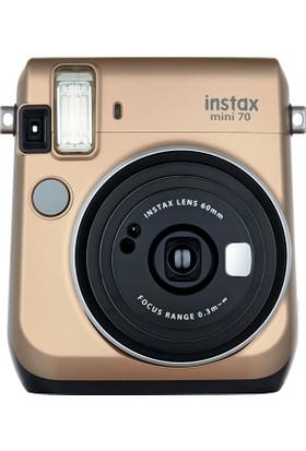 Fujifilm Instax Mini 70 Altın Fotoğraf Makinesi