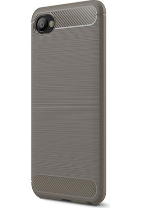 Happyshop HTC Desire 12 Kılıf Ultra Korumalı Room Silikon + Cam Ekran Koruyucu