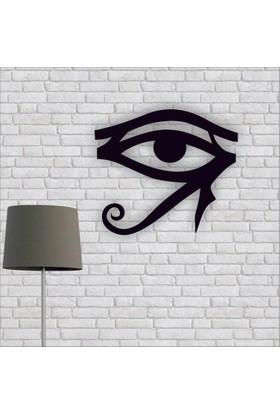 Artmoon Design Ra'nın Gözü Metal Tablo Duvar Dekor