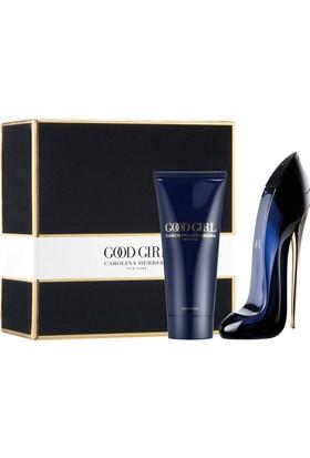 Carolina Herrera Ch Good Girl Edp 80 ml + Body Lotion 100 ml