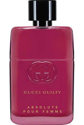 Gucci Guilty Absolute Pour Femme Edp 50 ml Kadın Parfüm