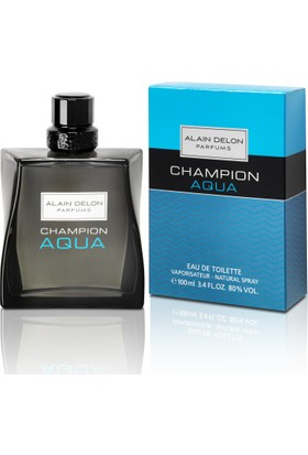 Alain Delon Champion Aqua Edt 100 ml