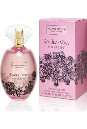 Alain Delon Rendez Vous Sur La Seine Edt 100 ml Kadın Parfüm