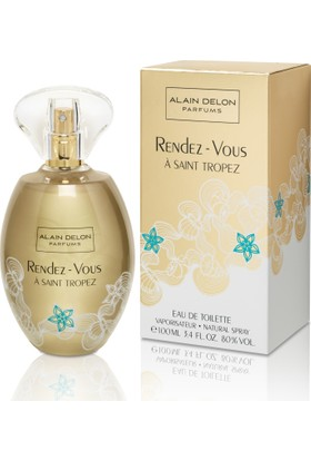 Alain Delon Rendez Vous St. Tropez Edt 100 ml Kadın Parfüm