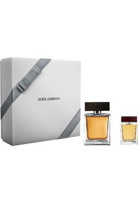 Dolce Gabbana The One For Men Edt 100 ml + Edt 30 ml Erkek Parfüm