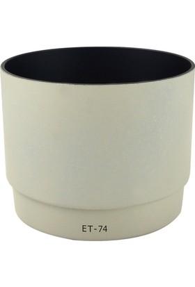 Canon ET 74 Parasoley 70 200mm f/4L IS USM Uyumlu (Beyaz)