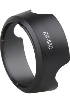 Canon EW 63C Lens Hood Parasoley 18 55mm IS STM Uyumlu