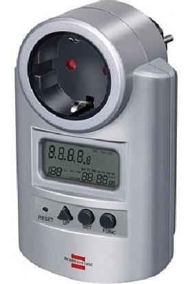 Brennenstuhl Primera Line Watt ve Akım Ölçer PM 231 E Priz