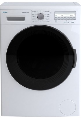 Regal 9121 TY A+++ 9 kg 1200 Devir Çamaşır Makinesi