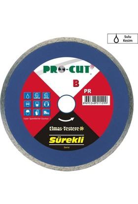 ProCut 51127 B (Sürekli) Serisi Elmas Testere 125 mm