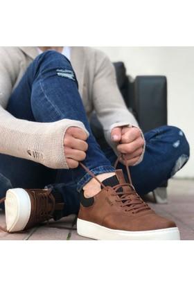 Knack Yüksek Taban Erkek Spor Ayakkabı
