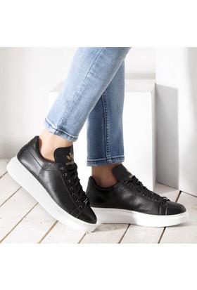 Wagoon Yüksek Taban Erkek Günlük Ayakkabı