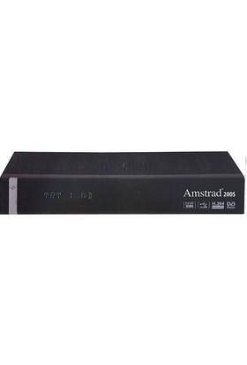 Amstrad 200S HD Kasalı Uydu Alıcısı
