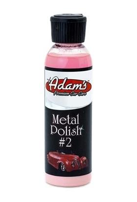 Adam's Metal Polish No2 Metal Çizik Arındırıcı 473 ml