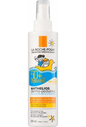 La Roche-Posay Anthelios Xl Dermo Pediatrics Spray Spf 50+ 200 Ml