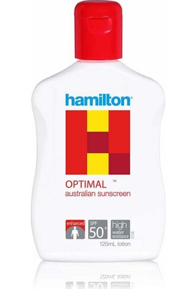 Hamilton Optimal Losyon SPF50+ 125 ml.
