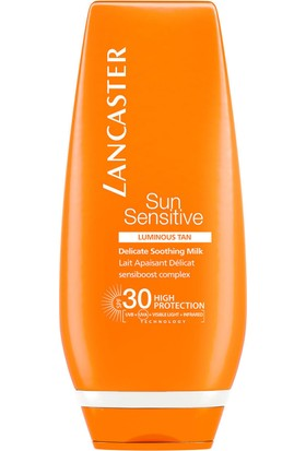 Lancaster Sun Delicate Skin Face & Body Protection Güneş Kremi SPF30 125 ml