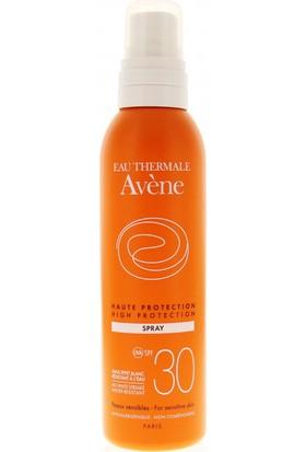 AVENE Yüksek Korumalı Güneş Spreyi SPF 30+ 200 ml