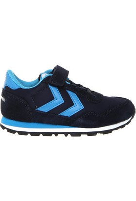 Hummel Reflex Çocuk Siyah Spor Ayakkabı