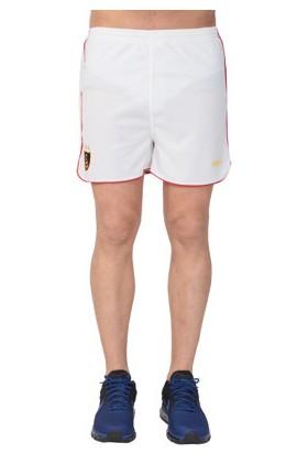 Umbro Erkek Galatasaray 3 Yıldızlı Beyaz Futbol Şortu