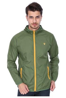 Sportive Rainman Erkek Yeşil Yağmurluk
