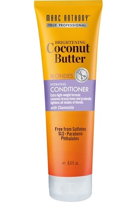 Marc Anthony Saç Kremi Sarı Saç Coconut 250 ml