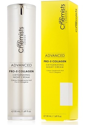 Skin Chemists Pro-5 Col.Oxygen.Night Cream 50 ml