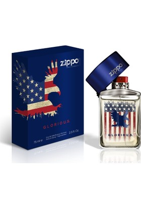 Zippo Glorious Erkek Edt75 ml