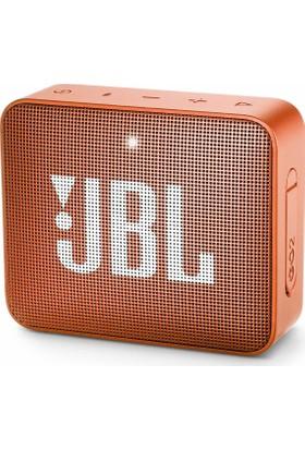 JBL Go2 IPX7 Su Geçirmez Taşınabilir Bluetooth Hoparlör Turuncu