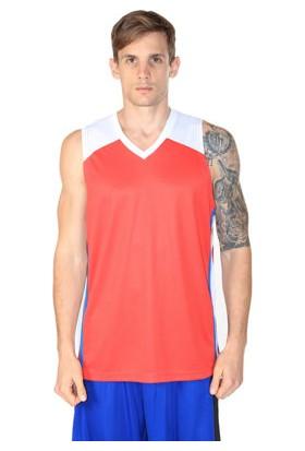 Sportive Erkek V Yaka Basketbol Forması