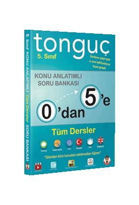Tonguç Akademi Yayınları 0'Dan 5'E Tüm Dersler Konu Anlatımlı Soru Bankası